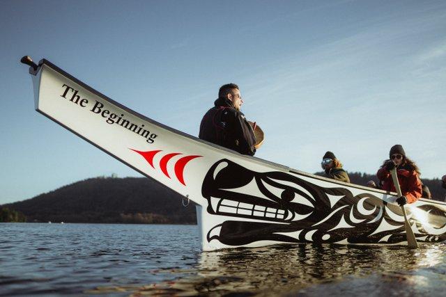 First Nations Kayak